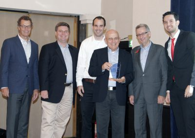 2015 - Bentley Channel Partner Excellence Award for Outstanding Commitment and Advancing Bentley Software with Users